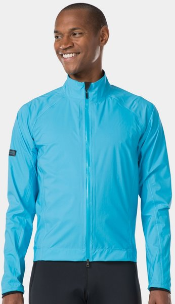 Bontrager Velocis Stormshell Cycling Jacket Color: Azure