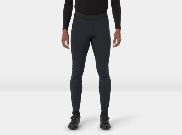 Bontrager Velocis Unpadded Softshell Cycling Tight Color: Black