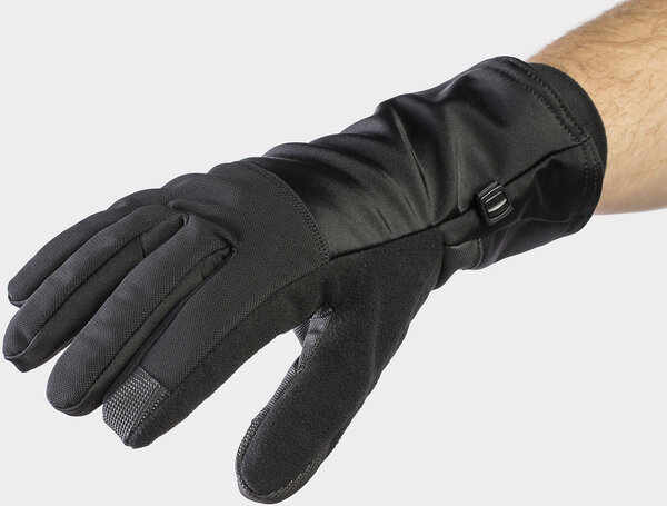 Bontrager Velocis Waterproof Winter Cycling Glove Color: Black