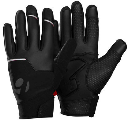 Bontrager Velocis Windshell Gloves Color: Black