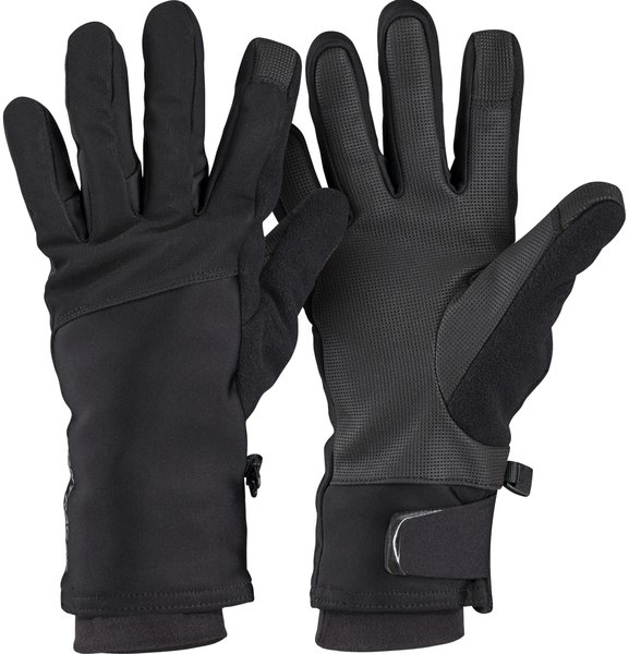 Bontrager Velocis Women's Softshell Cycling Glove Color: Black