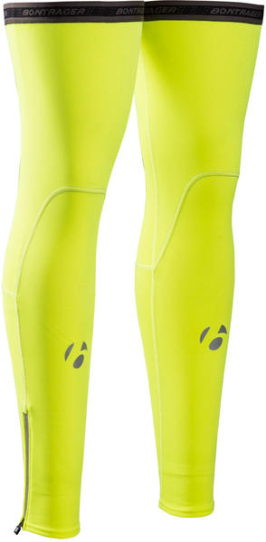 Bontrager Visibility Thermal Leg Warmers Color: Visibility Yellow