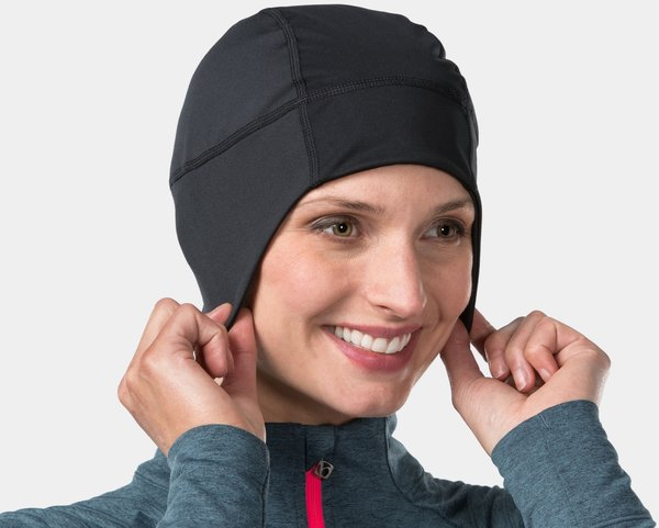 Bontrager Windshell Cycling Skull Cap Color: Black