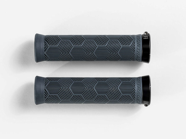 Bontrager XR Trail Elite MTB Grip Color: Battleship Blue