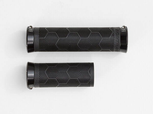 Bontrager XR Trail Pro MTB Grip Set Size: 130/90mm