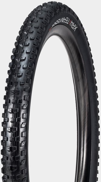 Bontrager XR4 Team Issue TLR 27.5-inch MTB Tire Color | Size: Black | 27.5 x 2.40