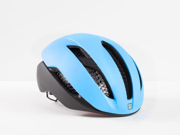 Bontrager XXX WaveCel Color: Azure/Black