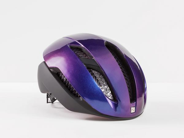 Bontrager XXX WaveCel LTD Color: Purple Phaze/Black