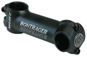 Bontrager Select ATB Stem (+/-10-degree Rise)