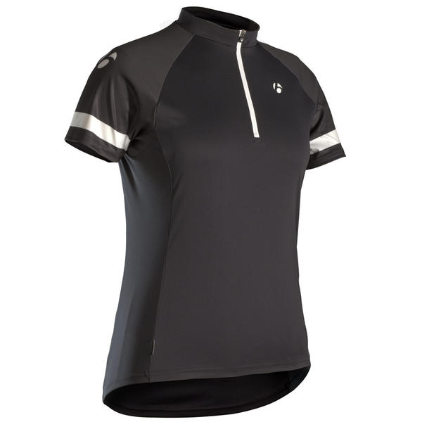 Bontrager Solstice WSD Short Sleeve Jersey Color: Black