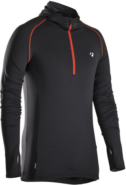 Bontrager B3 Hooded Long Sleeve Baselayer