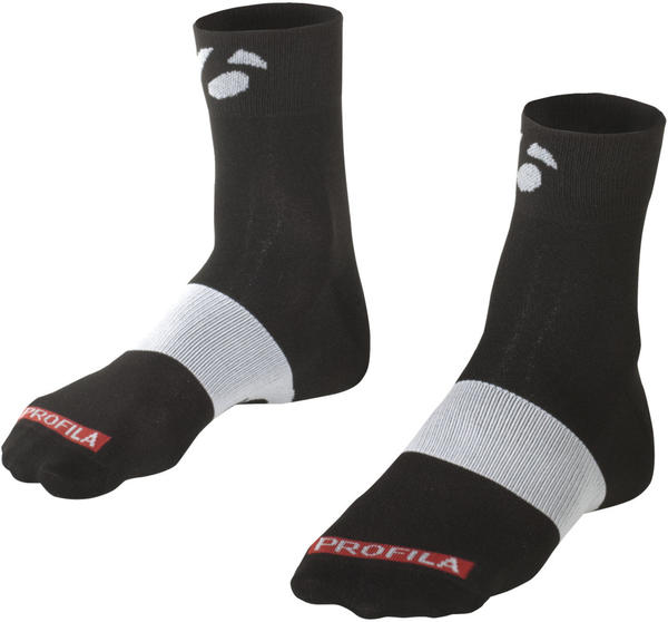 Bontrager Race 2.5-inch Cycling Sock Color: Black