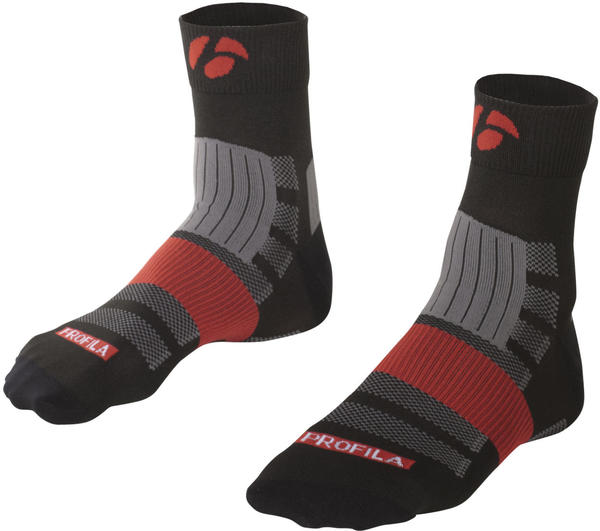 Bontrager RXL Low 2.5 Socks Color: Black
