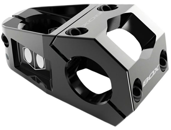 BOX Delta Stem Color: Black
