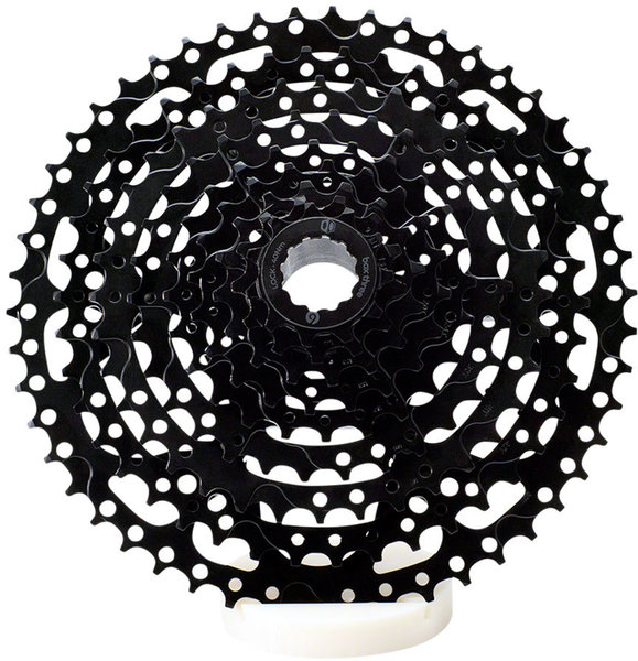 BOX Three Prime 9, 9-Speed Cassette Color: ED Black