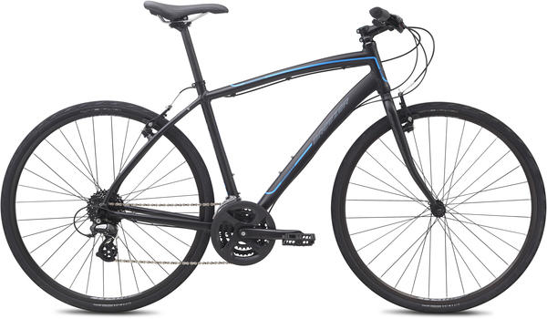 Breezer Greenway Color: Black/Silver