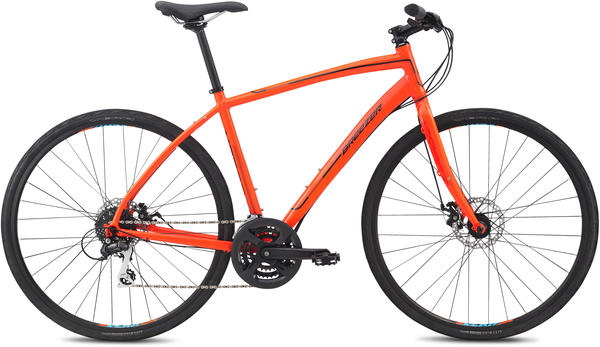 Breezer Greenway Sport Color: Orange