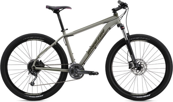 Breezer Storm 27.5 Comp Color: Satin Gray/Dark Green