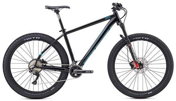 Breezer Thunder 27.5+ Pro Color: Black/Cyan