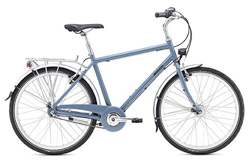 Breezer Uptown 3 Color: Blue Gray/Black