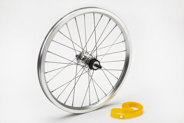 Brompton 1- Or 2-Speed Rear Wheel