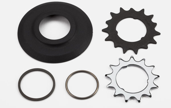 Brompton 3-Spline Double Sprocket Set Size: 13T/15T
