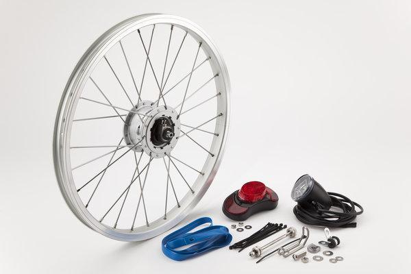Brompton Dynamo Front Wheel
