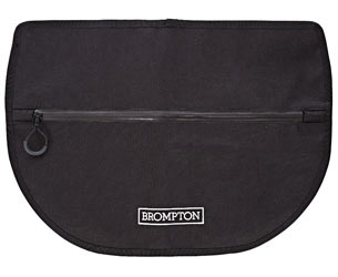 Brompton S Bag Flap Color: Black