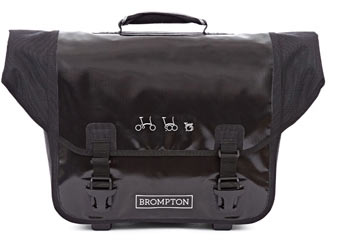 Brompton O Bag Color: Black
