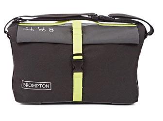 Brompton Roll Top Shoulder Bag