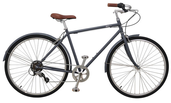 Brooklyn Bicycle Co. Bedford 7 - RENTAL (color shown is not available for rent)