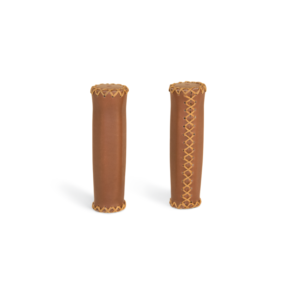 Brooklyn Bicycle Co. Honey Vegan Leather Grips