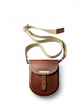 Brooks B1 Leather Bag Color: Brown