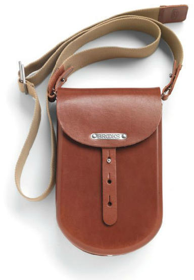 Brooks B2 Leather Bag