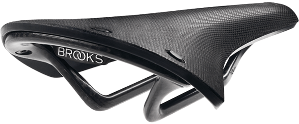 Brooks C13 158mm Saddle Color: Black