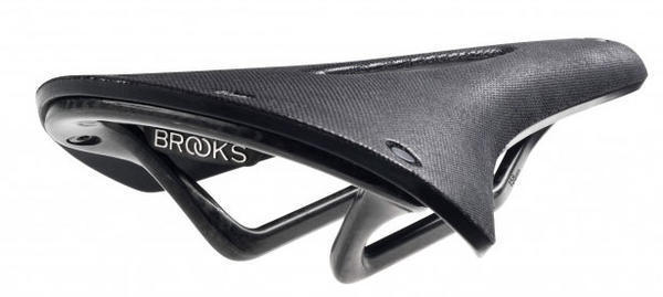 Brooks Cambium C13 Carved Color: Black