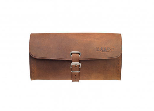 Brooks Challenge Large Tool Bag Color: Antique Brown