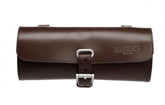 Brooks Challenge Tool Bag Color: Antique Brown