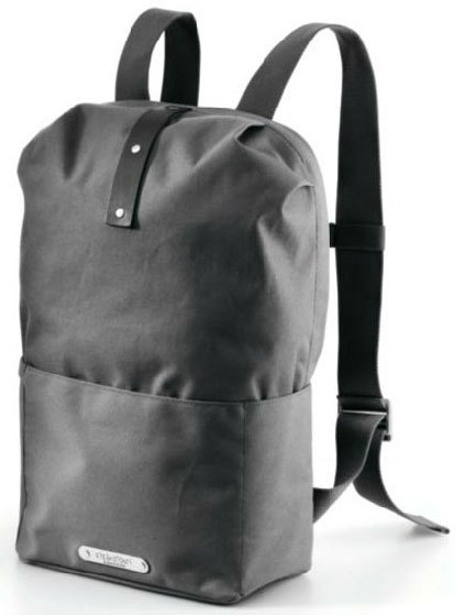 Brooks Dalston Knapsack Small Color: Black