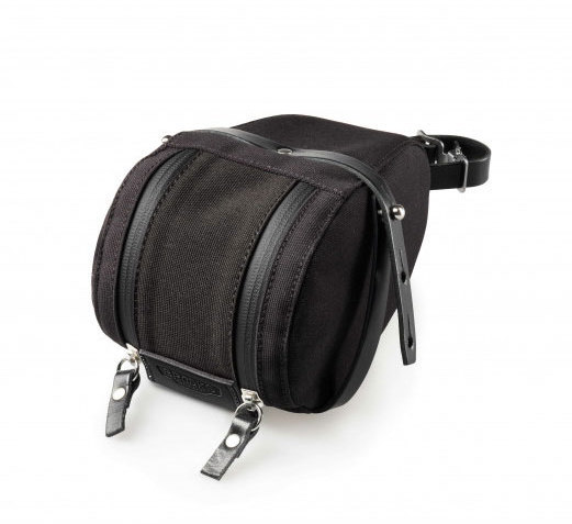 Brooks Isle of Wight Saddle Bag Large Color: Black