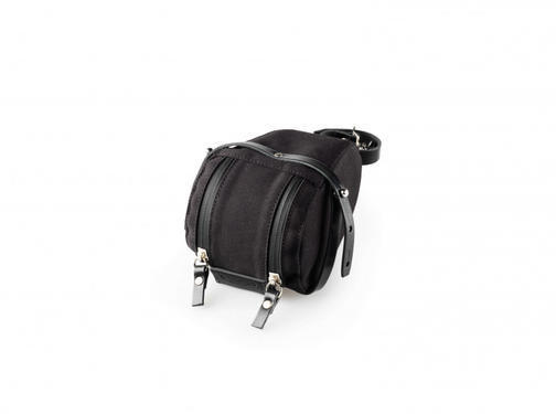 Brooks Isle of Wight Saddle Bag Small Color: Black