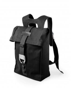 Brooks New Islington Rucksack Color: Black