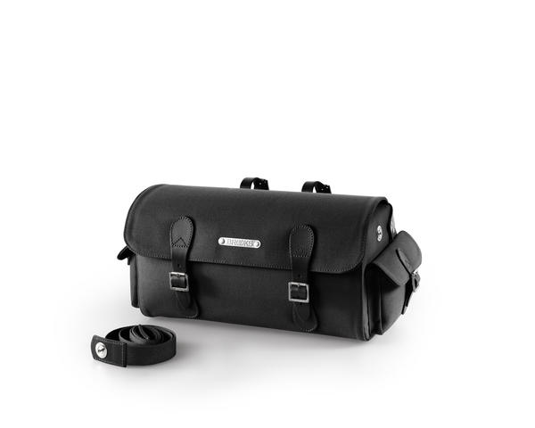 Brooks Glenbrook Holdall Color: Black/Black