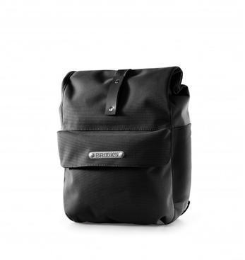 Brooks Norfolk Front Pannier Color: Black