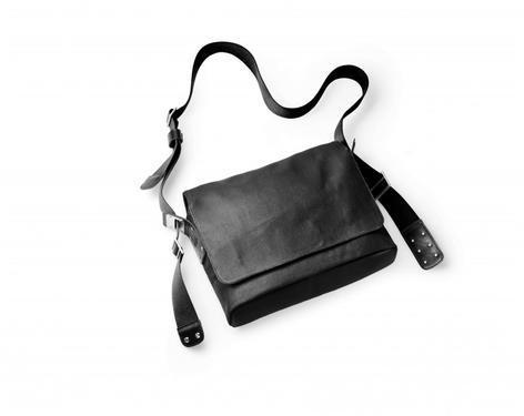 Brooks Paddington Shoulder Bag Color: Black