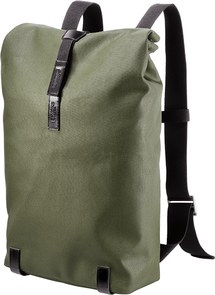 Brooks Pickwick Cotton Canvas Backpack 12L