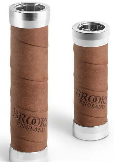 Brooks Slender Grips 130mm & 100mm Color: Aged