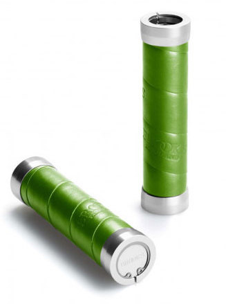 Brooks Slender Grips 130mm & 130mm Color: Apple Green