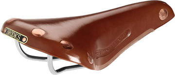 Brooks Team Pro Chrome Color: Antique Brown