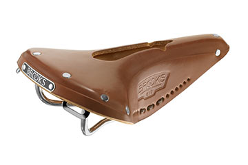Brooks B17 Narrow Imperial Color: Honey